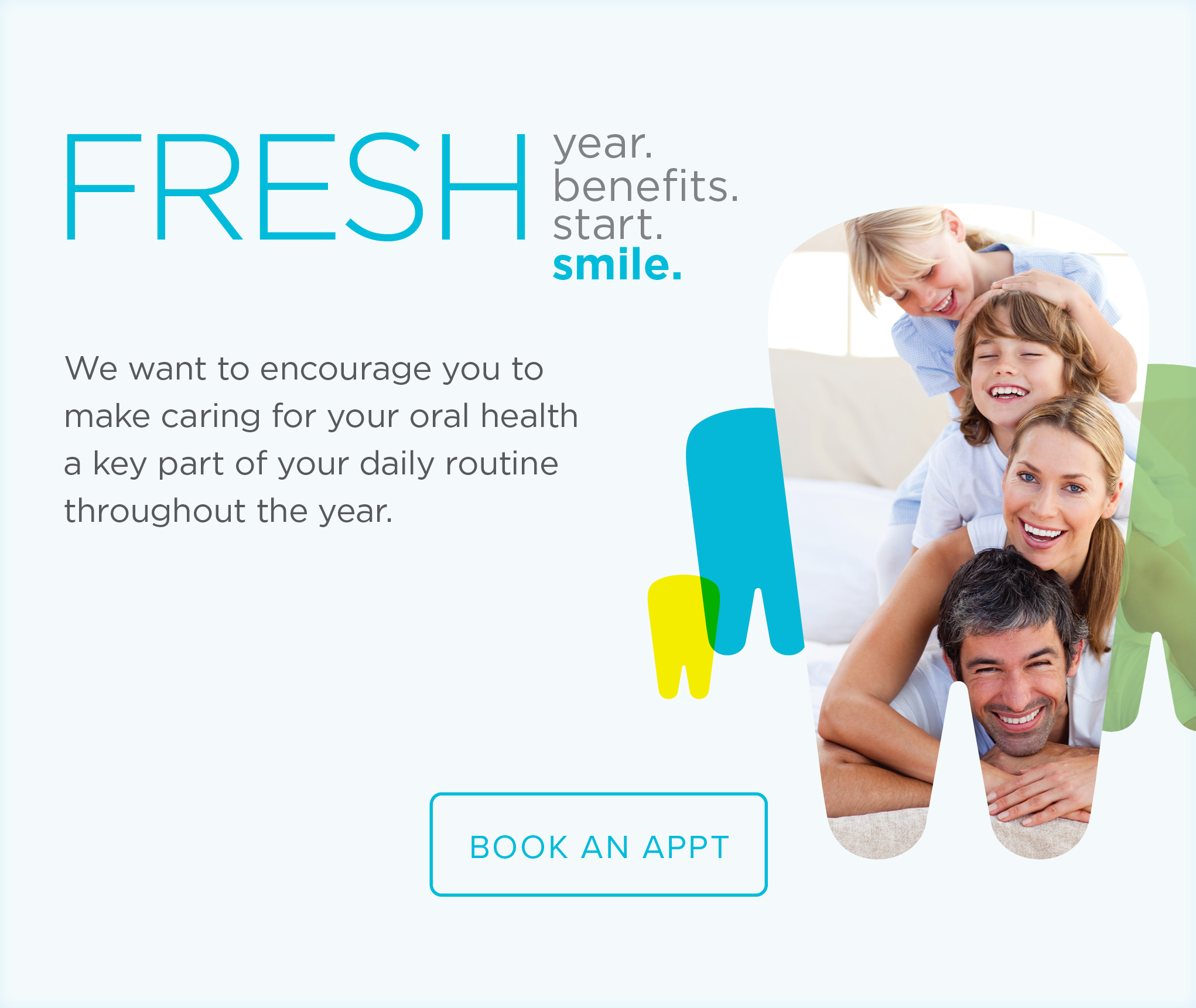 Bay Park Smiles Dentistry - Make the Most of Your Benefits
